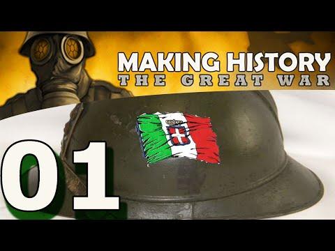 Making History s4ep01: La Italia