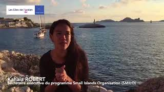 Vidéo de la séquence les femmes en outre de mer