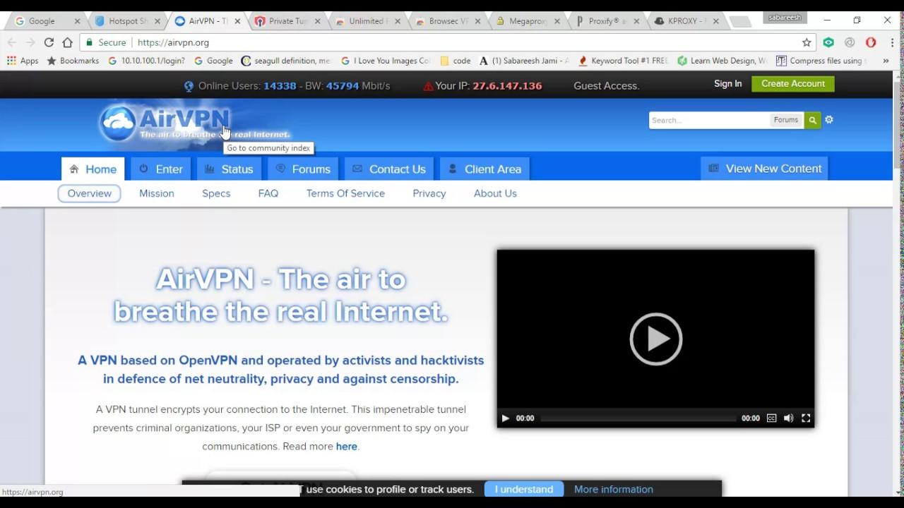 Kproxy youtube unblocker