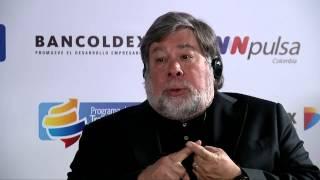 """Steve Wozniak y el PTP en charla sobre """"Pensar diferente y actuar diferente"""""""