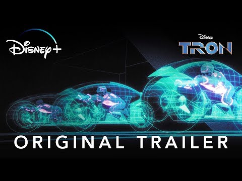 TRON   Original Trailer   Disney+
