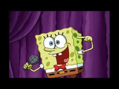 Spongebob sings say that then