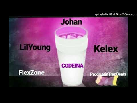 CODEÍNA REMIX Johan X Lil Young X Kelex (PROD LatinTrapBeats)