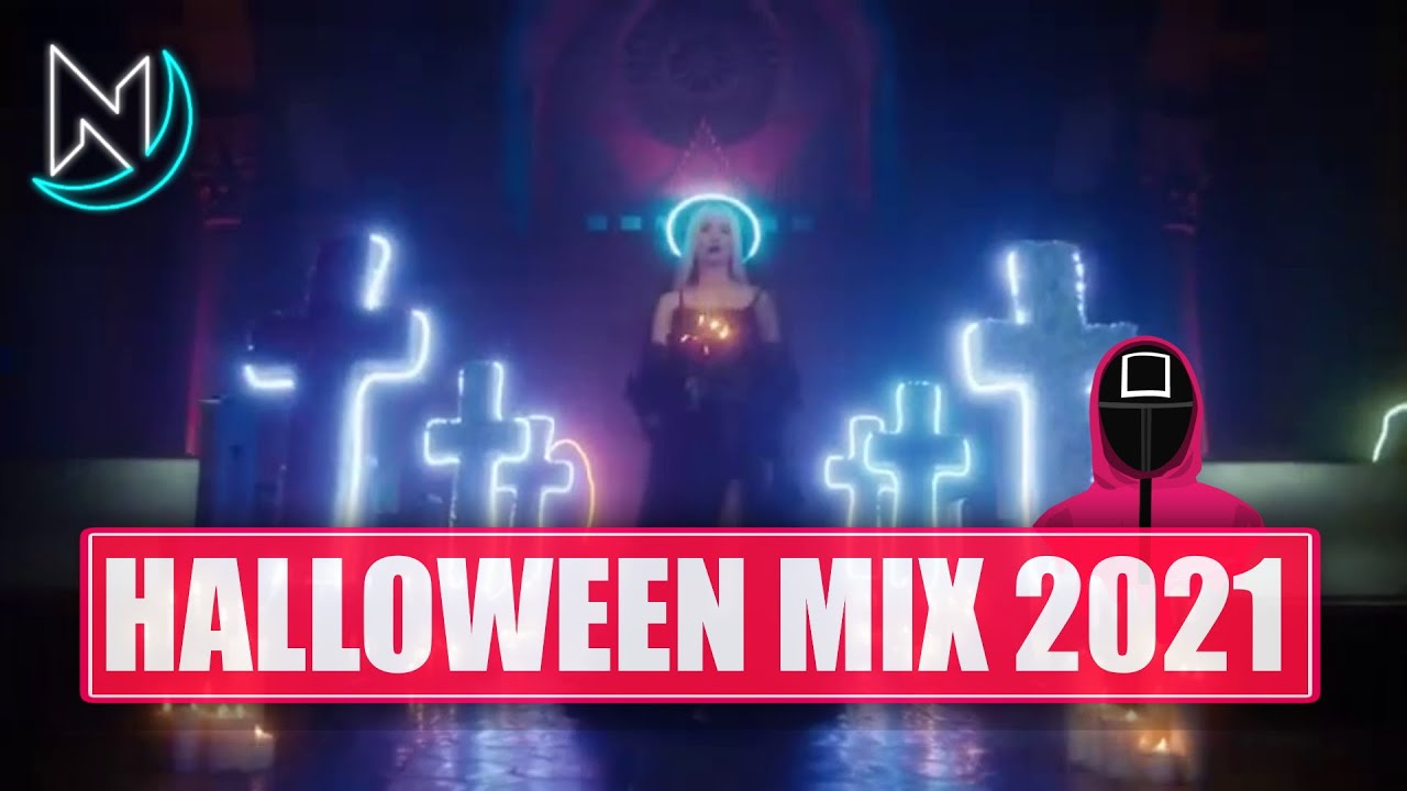Download Special Halloween Hip Hop & Twerk Party Mix 2021   Black R&B Rap Urban Dancehall Music Club Songs