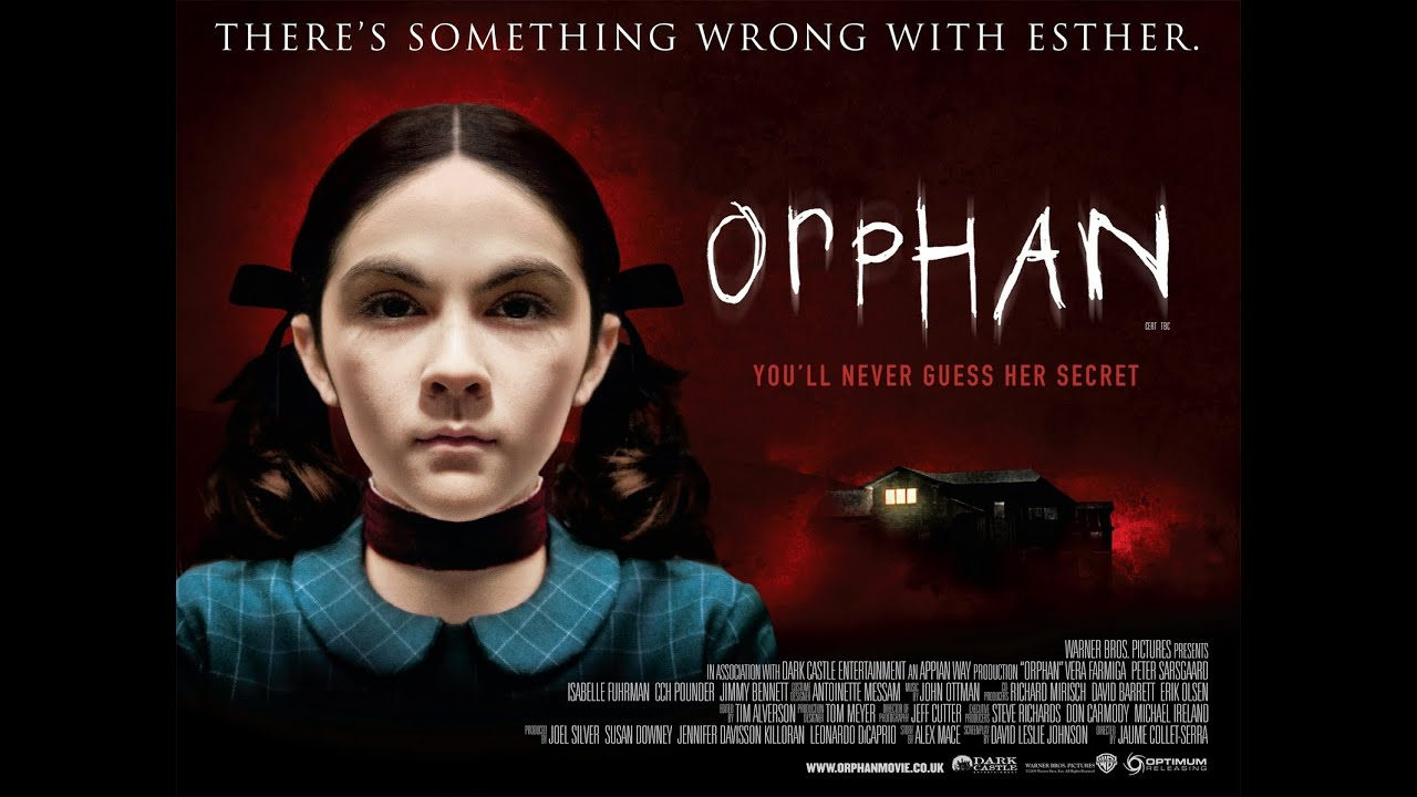 Orphan 2009 Movie Review Youtube