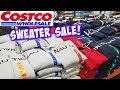 COSTCO SWEATER SALE LEVIS ONLY $6 JESSICA SIMPSON $5 * SHOP WITH  ME 2019
