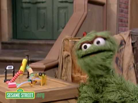 Slimey together with Sesame Street Live furthermore Creative Diy Sesame Street First Birthday together with EtyfmRChwRw moreover Watch. on oscar grouch sesame street worms