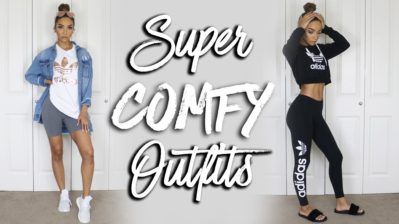 [VIDEO] - LOOKBOOK | Comfy Everyday Outfits! 1