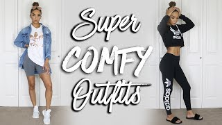 LOOKBOOK   Comfy Everyday Outfits!