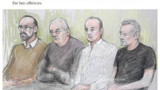Hatton Garden heist: Gang filmed meeting in pub month after burglary