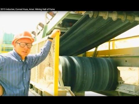 2015 Inductee, Conrad Huss, Amer. Mining Hall of Fame