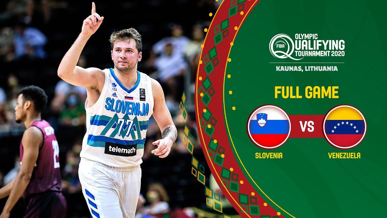 SEMI-FINALS: Slovenia v Venezuela | Full Game
