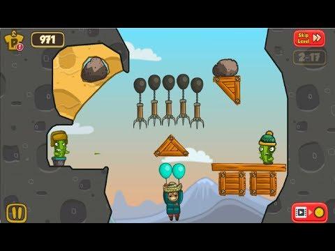 ► Amigo Pancho Android/ios Siberia Walkthrough Gameplay Trailer |