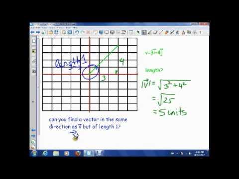 Magnitude and Unit Vector.wmv