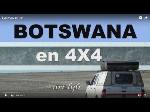 Botswana en 4x4 art.lyb