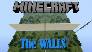 Minecraft - The Walls - ft. Monkeyfarm 777Static777 GenerikB and Biffa2001