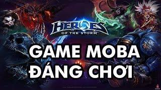 🔰 Những tựa Game MOBA cực HOT  đáng chơi hơn cả Liên Quân Mobile - BChannel