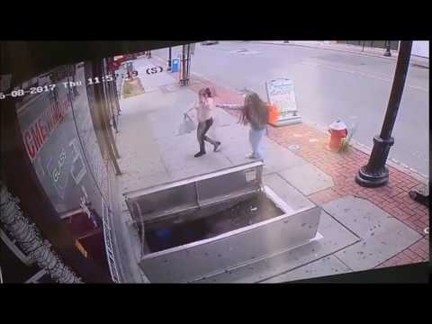 Woman Plunges 6 Feet Down Open New Jersey Cellar