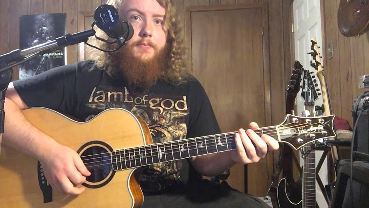 Prince Purple Rain Acoustic Cover By Jordan Guthrie Chords