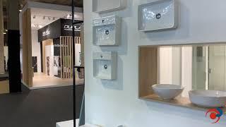 CEVISAMA 2020, la feria de la cerámica y el equipamiento de baño