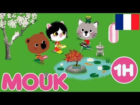 1 heure de Mouk | Compilation #2 HD | Découvre le monde avec Mouk