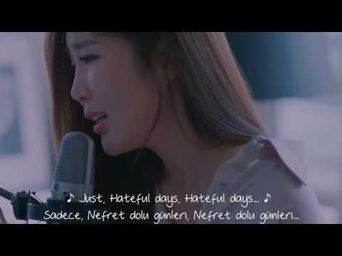 [ENG SUB/TR SUB] DAVICHI Lee Hae Ri - Hate That I Miss You