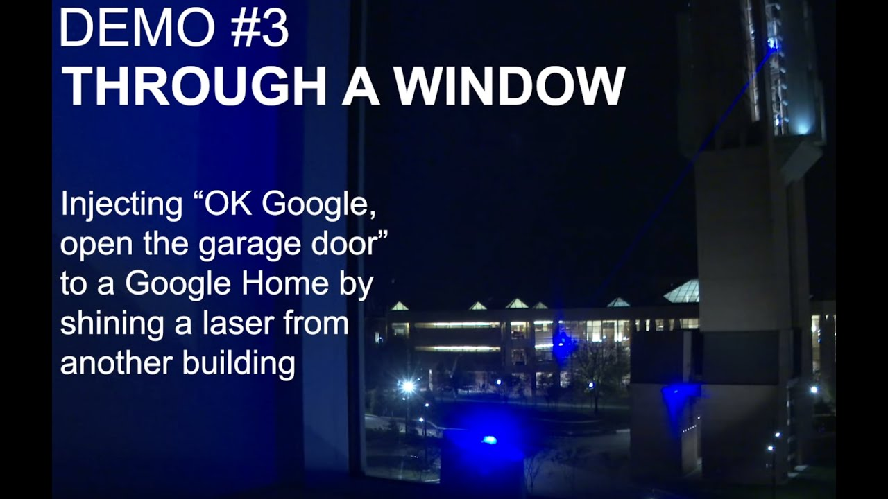 Amazon Alexa, Siri, Google Assistant hacked with laser in