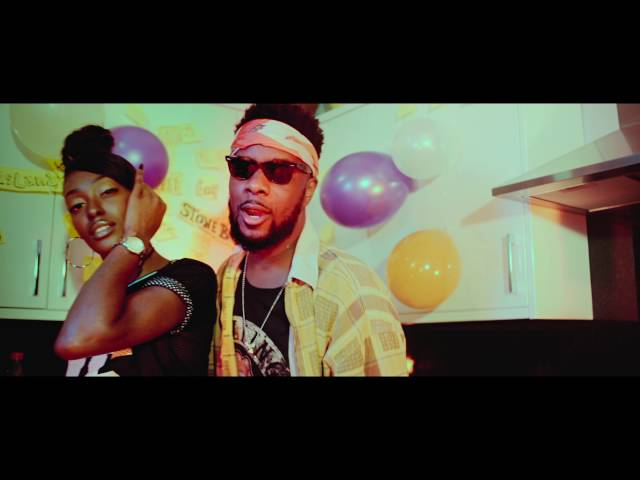 Juls - With You Featuring Maleek Berry, Stonebwoy and Eugy