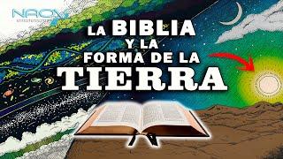 ¿Qué Dice la Biblia Sobre la Tierra Plana?