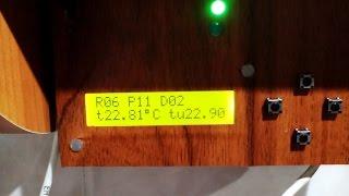 термостат для котла отопления