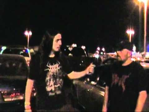 PURGATORY TV - Vulvectomy interviewed at The Las Vegas Deathfest 2010