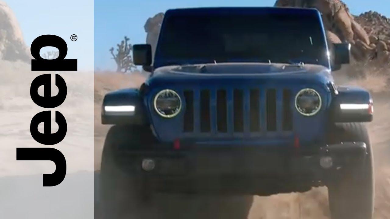 Conquista nuevos lugares con Wrangler | Jeep