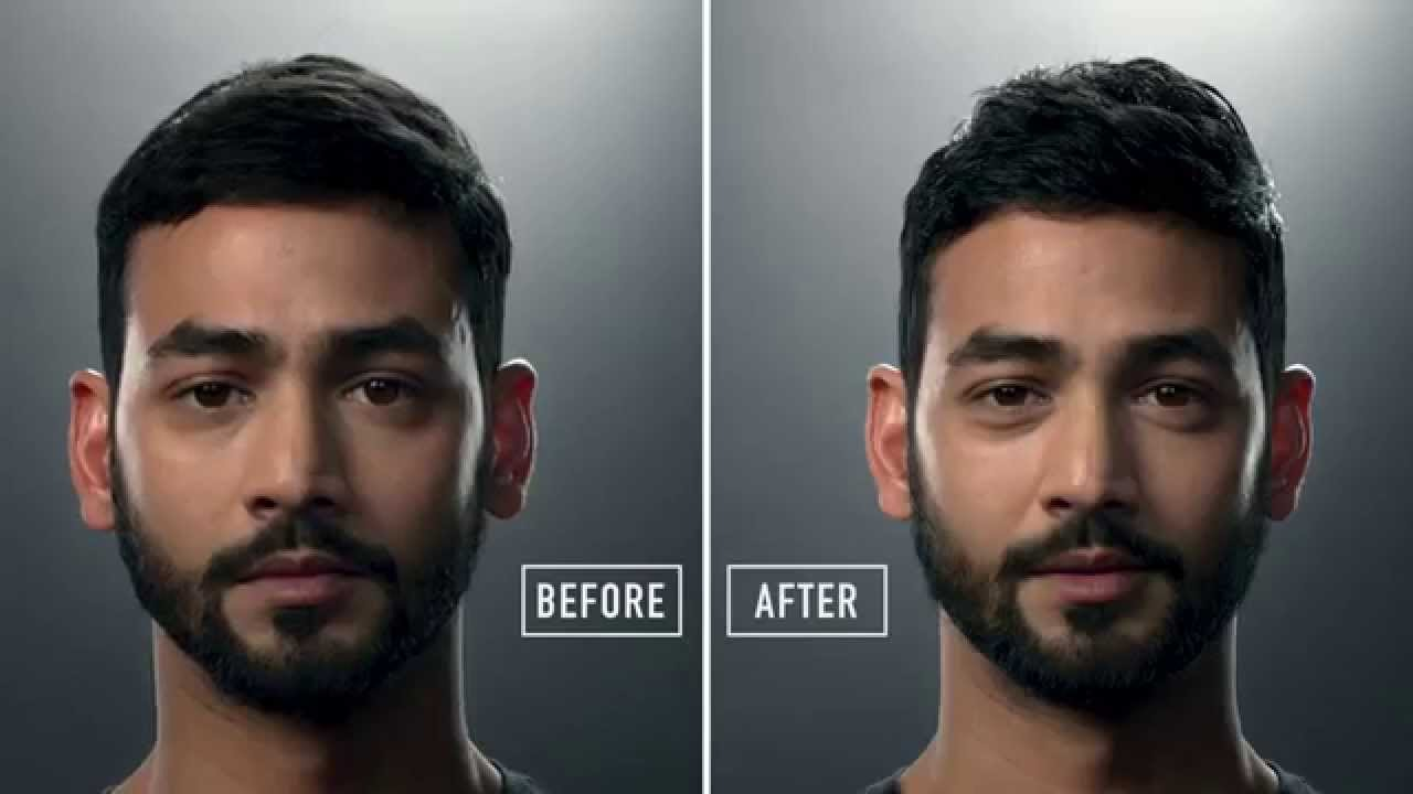short & messy men's hair tutorial