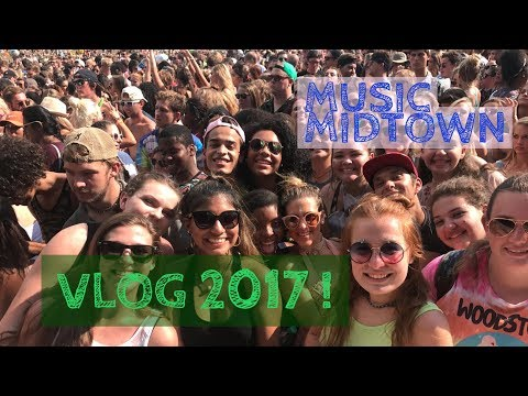 My Music Midtown Experience of 2017!