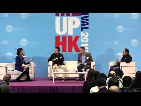 StartmeupHK Venture Forum - (4) Panel: Hong Kong Success Stories