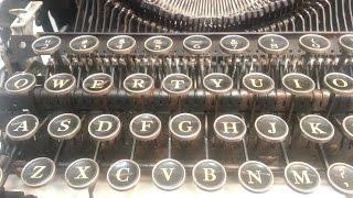 Typewriter Draw Band Main Spring Rewind Replace Repair