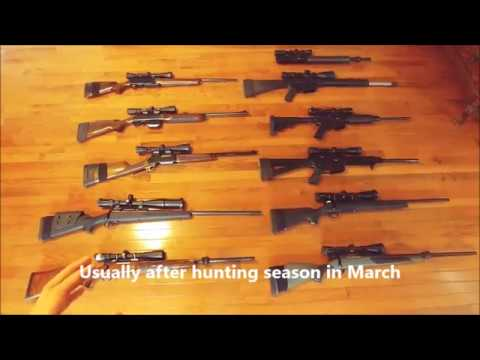 Sub-moa Hunting Rifles, How To Shoot Sub-moa, How To Shoot Rifle Like A Pro (2018E23)