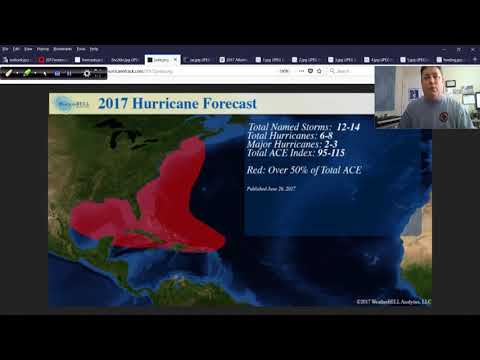 Hurricane Outlook and Discussion: Day 183 of the Atlantic Hurricane Season