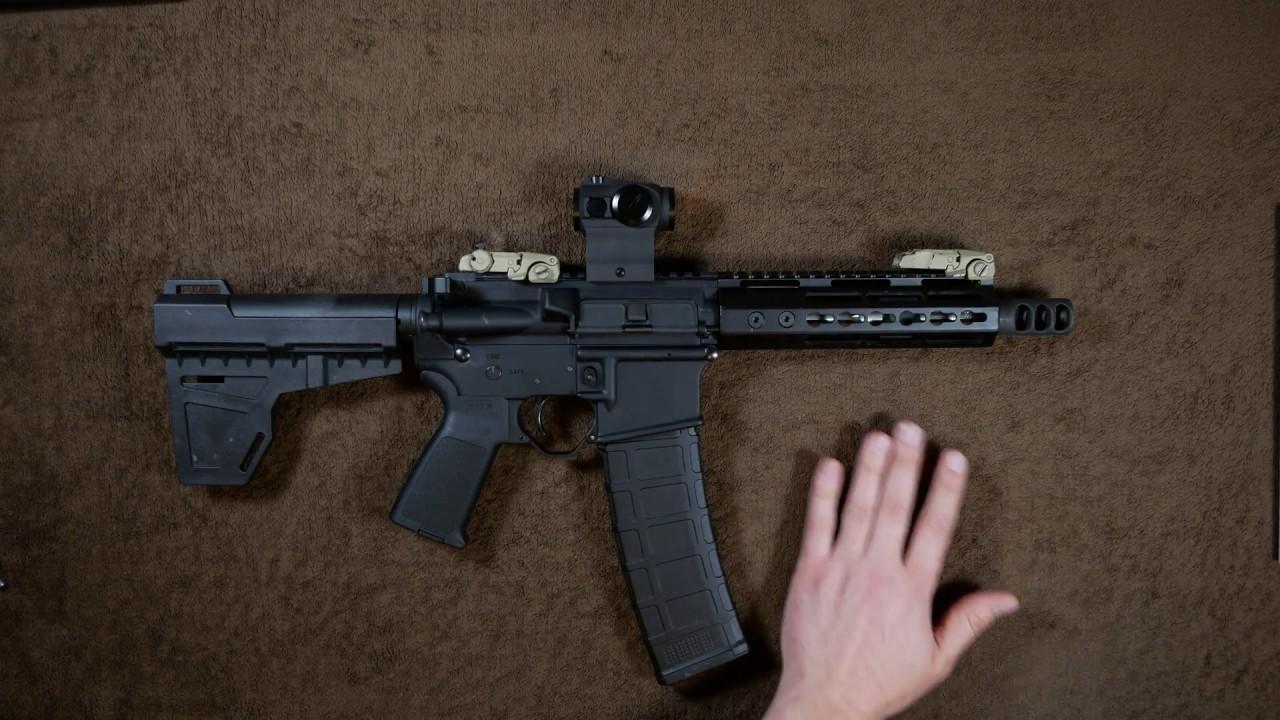 Are Ar-15 Pistols Any Good