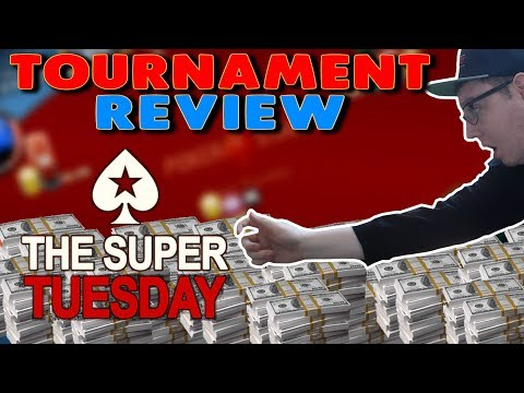 $63,000 Super Tuesday Poker Tournament Review [Part 1]