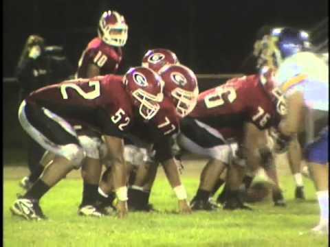 Garden Grove High School Football Season 2011 Part 1 Youtube