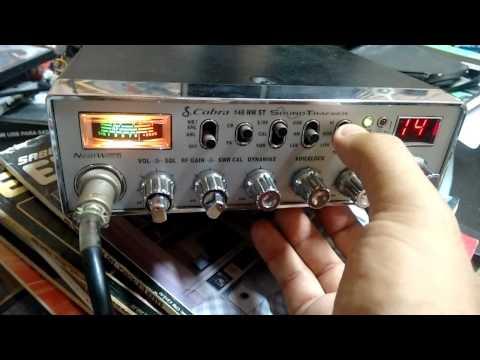 COBRA 148NW ST SOUND TRACKER