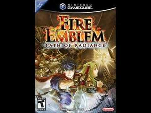 Fire Emblem: Path of Radiance – The First Fight