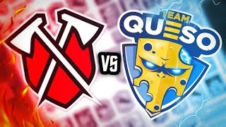TEAM QUESO vs. TRIBE GAMING :: WHO WILL WIN!?! ALL-STAR SHOWDOWN!