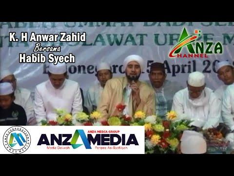 Habib syech Bareng K.H Anwar Zahid 2018