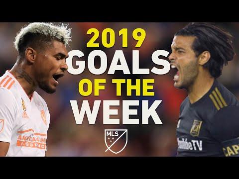 Top-Drawer Golazos Of MLS 2019 | Vela, Martinez, Zlatan & More