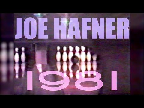 Joe Hafner bowling, 1981