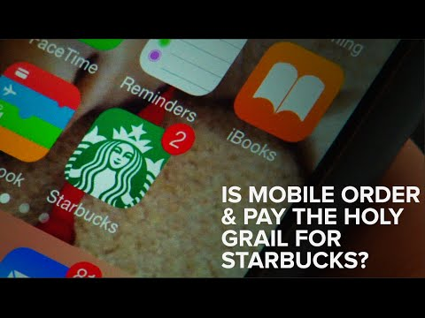Is Mobile Order & Pay the Holy Grail for Starbucks? | $SBUX