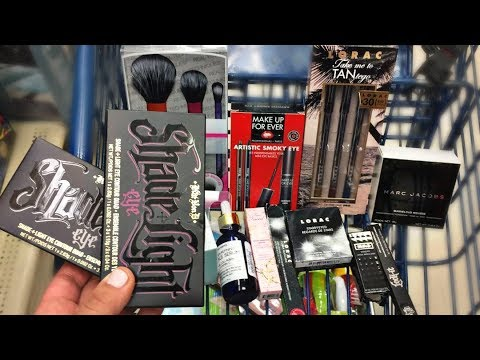 You WON'T Believe What I found at TJMAXX NORDSTROM RACK MAKEUP DEALS !!!
