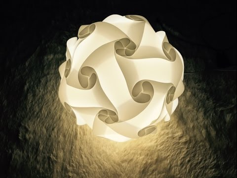 Iq Light Lamp Jigsaw